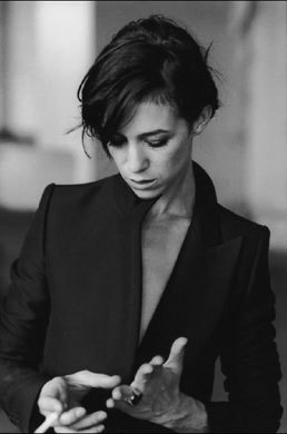 Inspiration charlotte gainsbourg gar onnette for Dans vos airs charlotte gainsbourg
